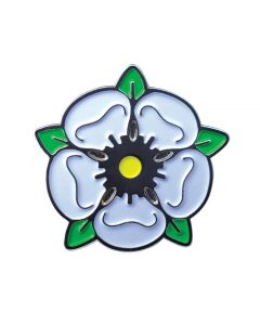 The Yorkshire pin