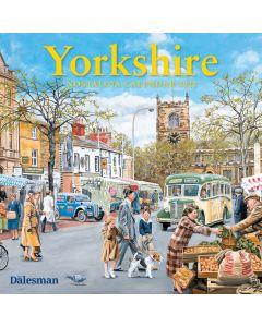 Yorkshire Nostalgic Calendar 2022 - OUT NOW