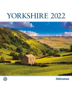Yorkshire Square Calendar 2022 - OUT NOW